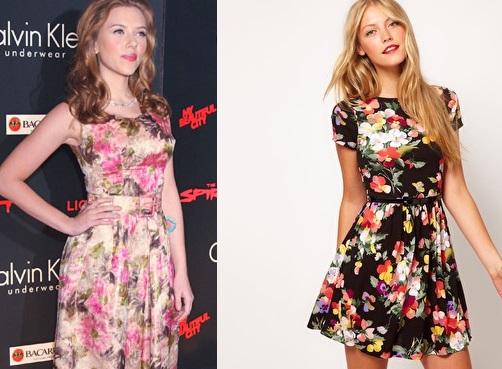 scarlett-johansson-vestido-floral