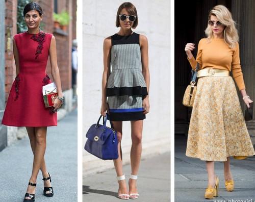 Street-Style-das-semanas-de-moda-2014-Lady-like-1